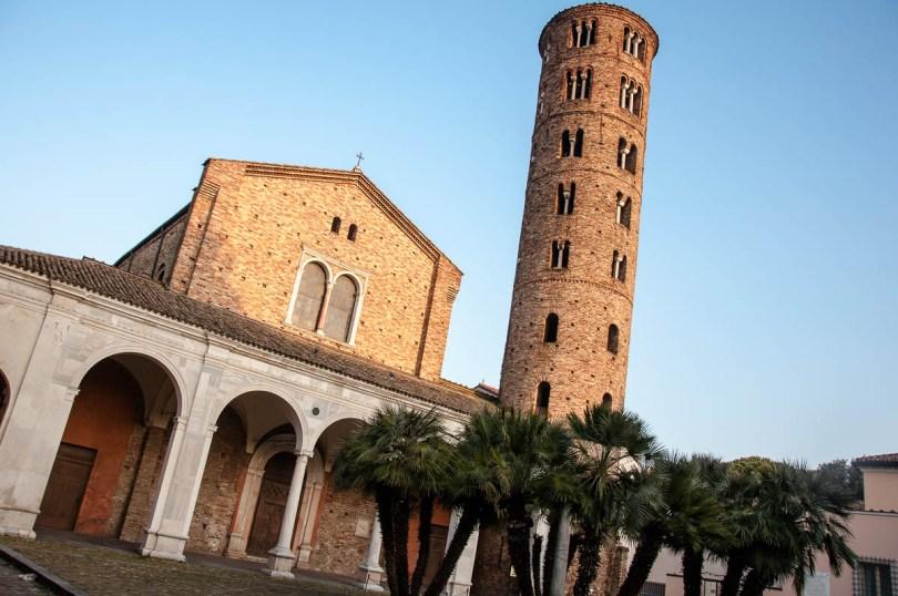 Basilica of Sant'Apollinare Nuovo - Ravenna, Emilia Romagna, Italy - www.rossiwrites.com