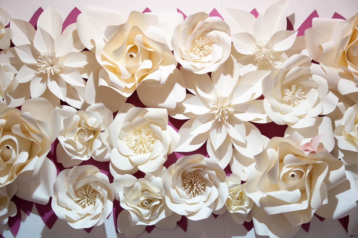 Paper Flowers By Monica Dal Molin Abilmente Primavera 2017