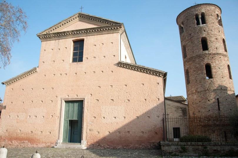 The Santa Maria Maggiore Church - Ravenna, Emilia Romagna, Italy - www.rossiwrites.com