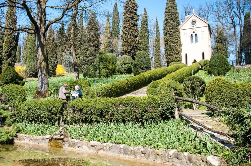 A view of Parco Giardino Sigurta - Valeggio sul Mincio, Veneto, Italy - www.rossiwrites.com