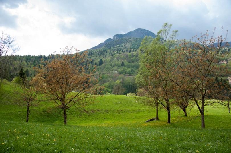 The Pre-Alps - Laghi, Veneto, Italy - www.rossiwrites.com