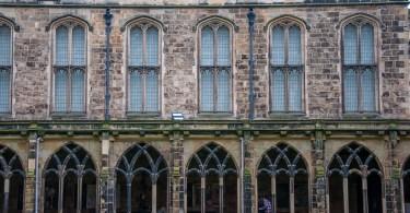 Symmetry - Durham Cathedral - Durham, England - www.rossiwrites.com