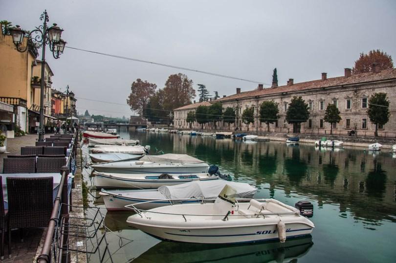 A view of Peschiera del Garda - Lake Garda, Italy - www.rossiwrites.com