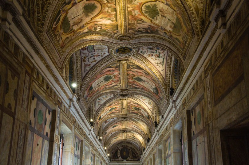 Ducal Palace - Mantua, Lombardy, Italy - www.rossiwrites.com