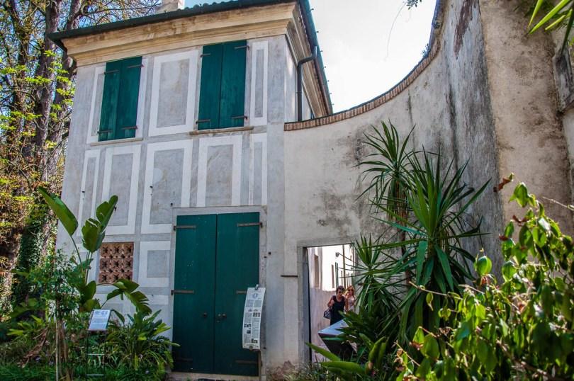 Gardener's House - Villa Pisani, Stra, Veneto, Italy - www.rossiwrites.com