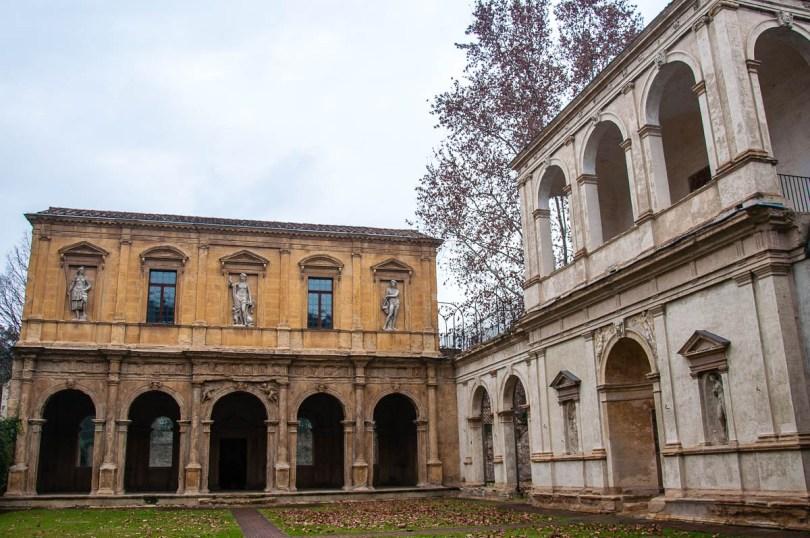 Cornaro Loggia and Odeon, Padua, Veneto, Italy - www.rossiwrites.com