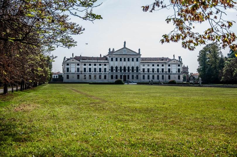 Villa Pisani, Stra, Veneto, Italy - www.rossiwrites.com