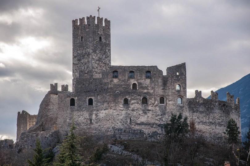Castle of Drena - Trentino, Italy - www.rossiwrites.com