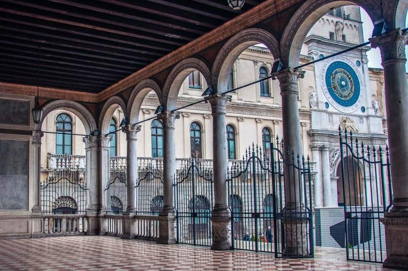 Loggia della Guardia - Padua, Italy - rossiwrites.com