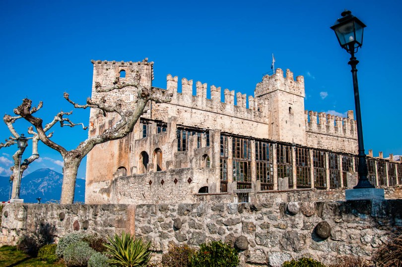 Scaliger Castle, Torri del Benaco - Veneto, Italy - www.rossiwrites.com