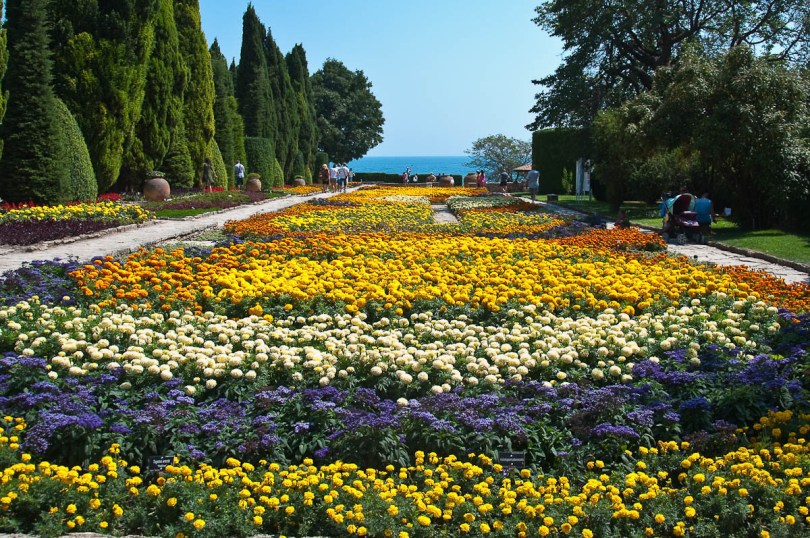 Botanical Garden - Balchik, Bulgaria - www.rossiwrites.com
