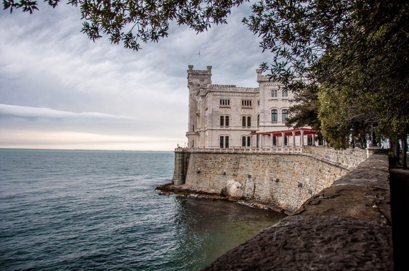 Miramare Castle - Triest - Friuli-Venezia Giulia, Italy - www.rossiwrites.com
