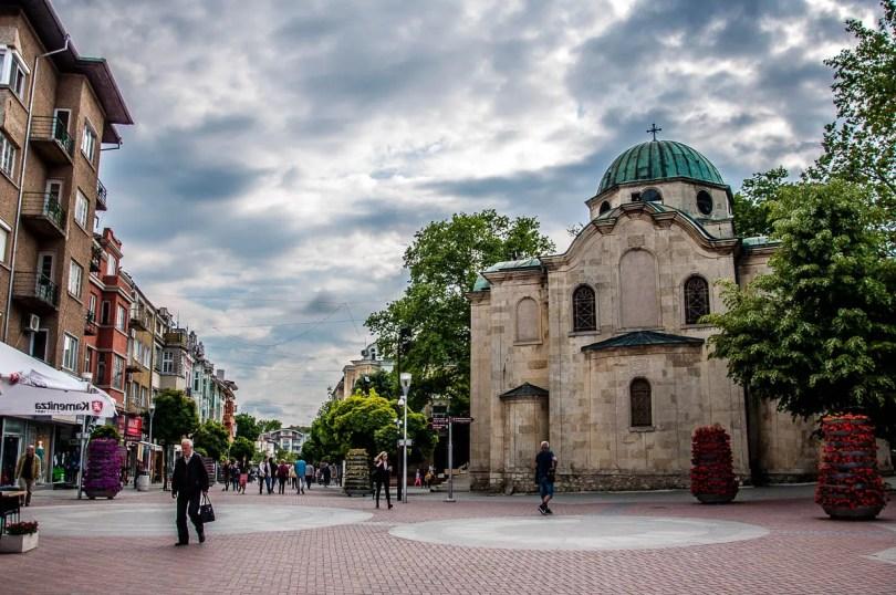 St. Nicholas Church - Varna, Bulgaria - www.rossiwrites.com