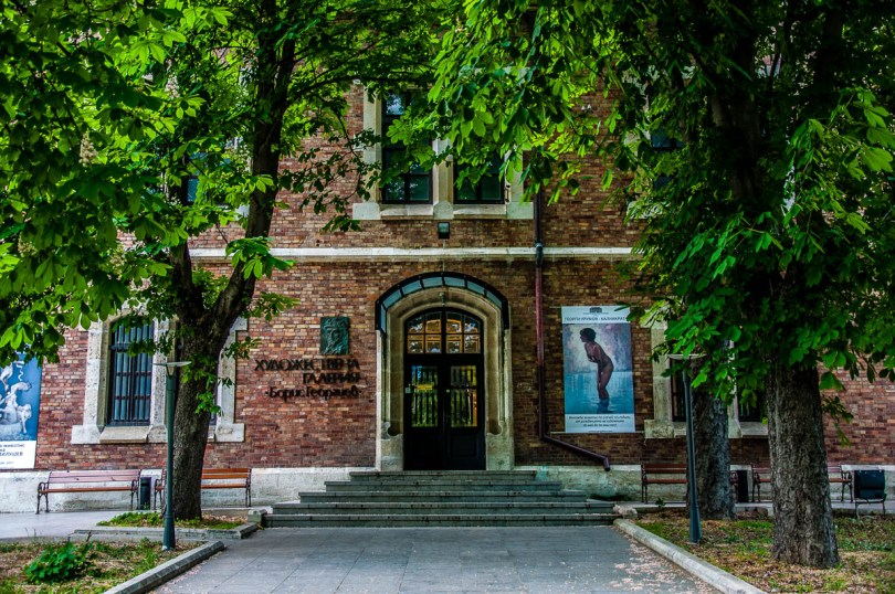 Varna City Art Gallery - Varna, Bulgaria - www.rossiwrites.com