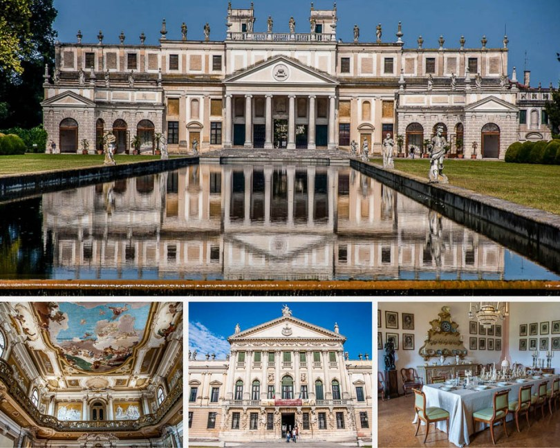 Villa Pisani, - Stra, Italy - www.rossiwrites.com