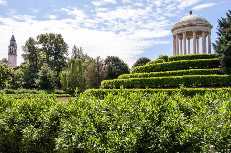 Parco Querini - Vicenza, Veneto, Italy - rossiwrites.com