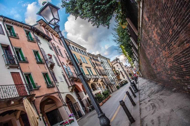 Corso Palladio - Vicenza, Italy - www.rossiwrites.com