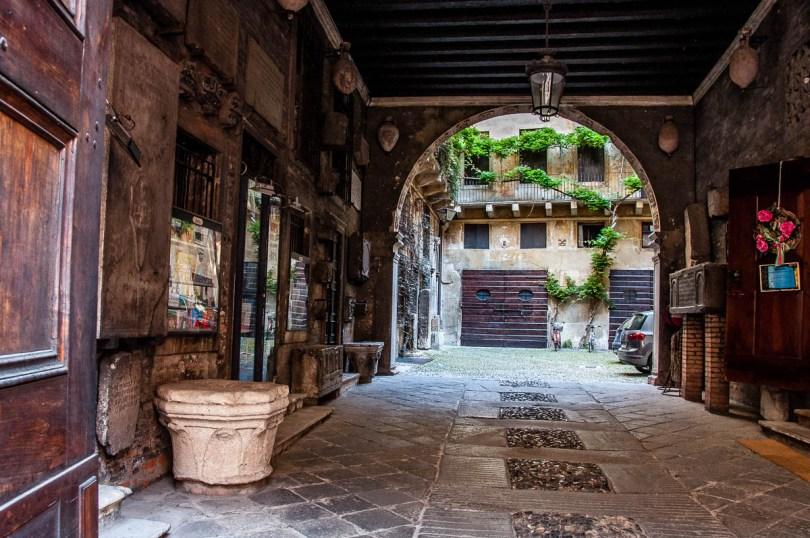 Palazzo da Schio or Ca' d'Oro - Vicenza, Italy - www.rossiwrites.com