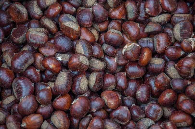 Chestnuts - Borghetto sul Mincio, Italy - www.rossiwrites.com