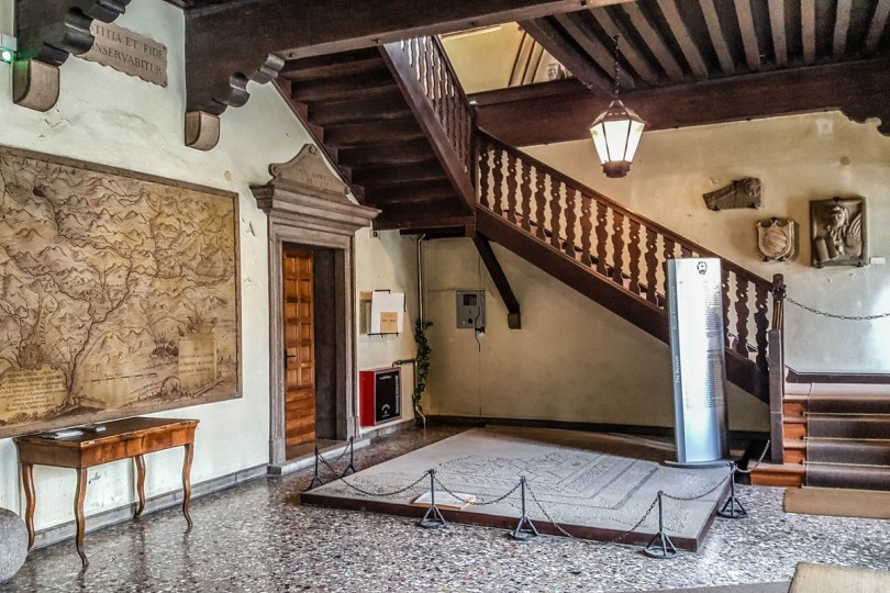 MARC - Archaeological Museum - Pieve di Cadore, Veneto, Italy - www.rossiwrites.com