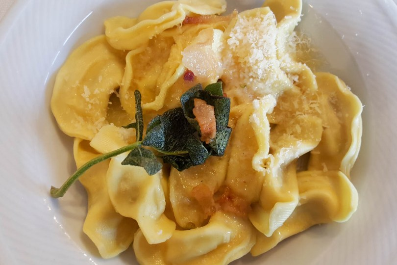 Stuffed pasta - Bergamo, Italy - Italian food - www.rossiwrites.com