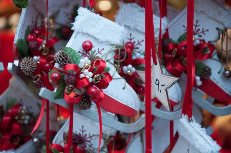 Christmas skates - Christmas Market - Verona, Italy - www.rossiwrites.com