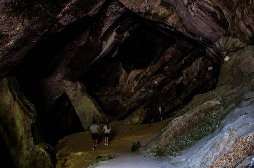 Grotta dei Breda - The Breda Cave - Grotte di Caglieron, Fregona, Veneto, Italy - www.rossiwrites.com