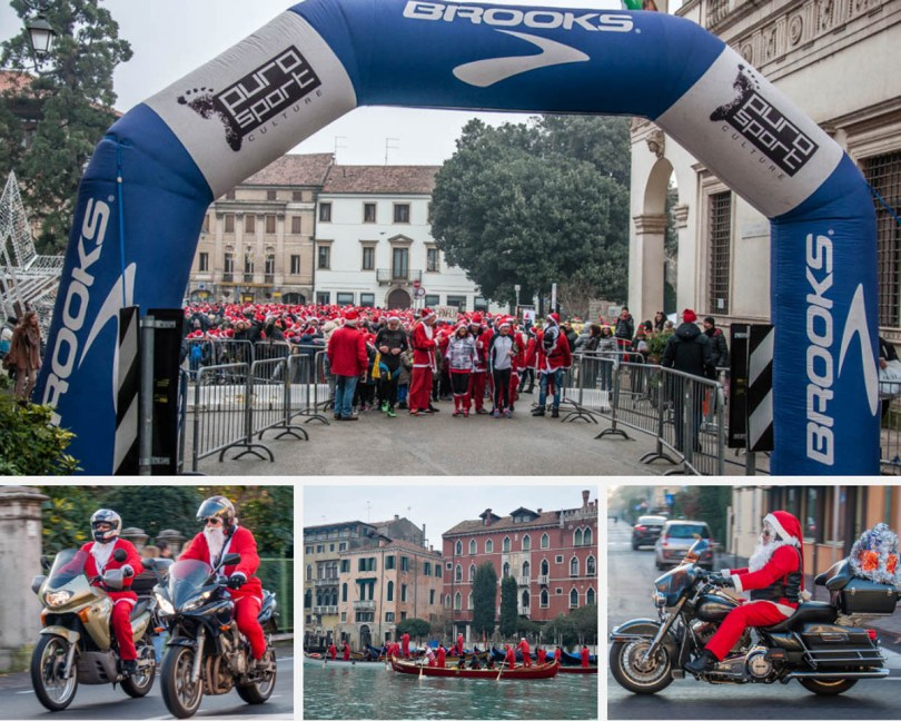 La Corsa dei Babbi Natale - The Funtastic Santa Runs Taking Over Italy Every Christmas - www.rossiwrites.com