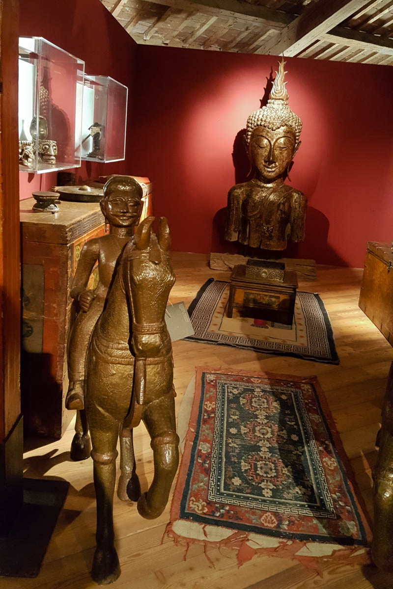 Oriental Art Museum Obrietan - Montecchio Maggiore, Veneto, Italy - www.rossiwrites.com