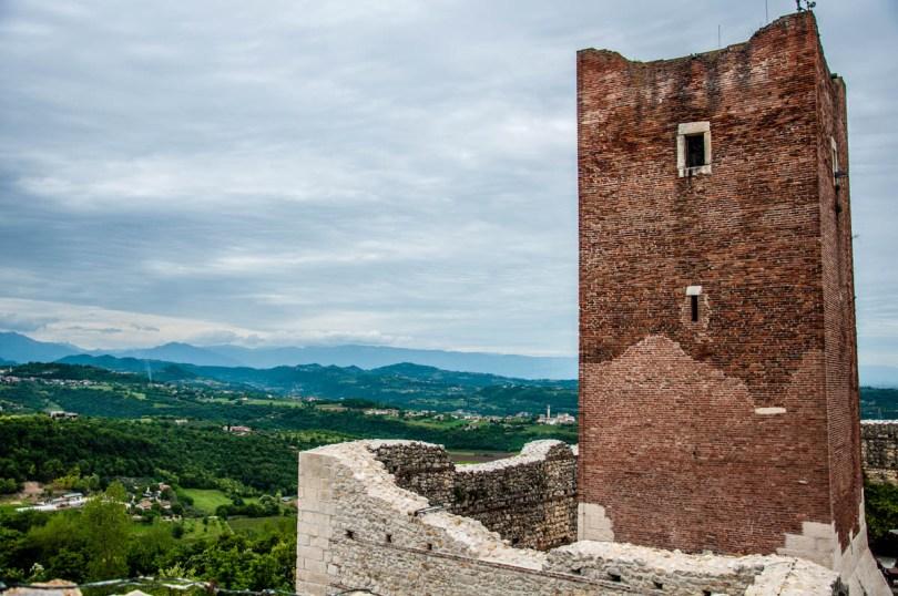 Juliet's Castle - Montecchio Maggiore, Veneto, Italy - www.rossiwrites.com
