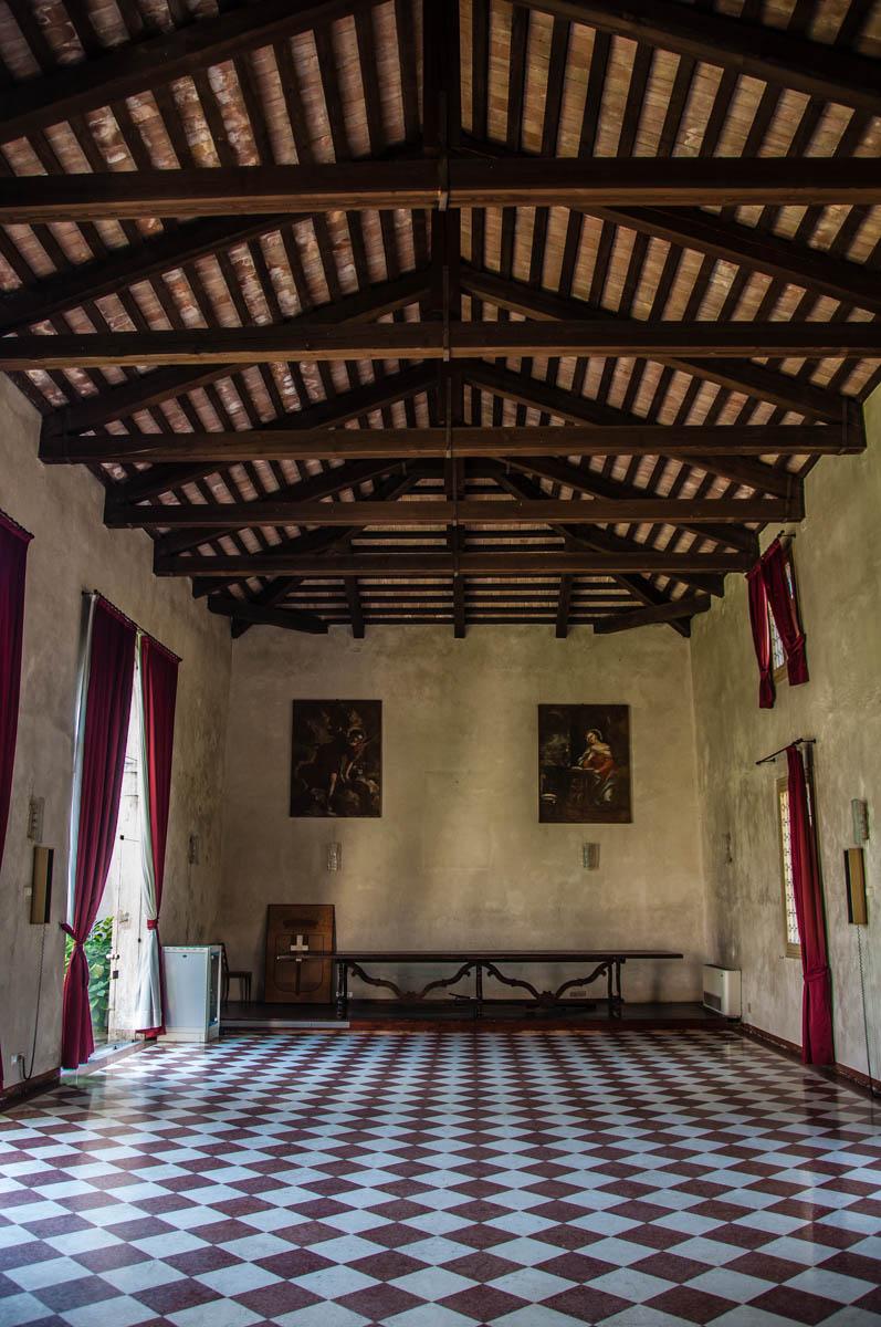 The stables of Villa Cordellina - Montecchio Maggiore, Veneto, Italy - www.rossiwrites.com
