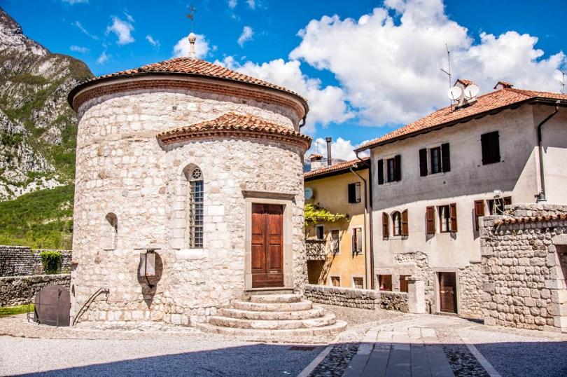 Venzone, Italy - www.rossiwrites.com