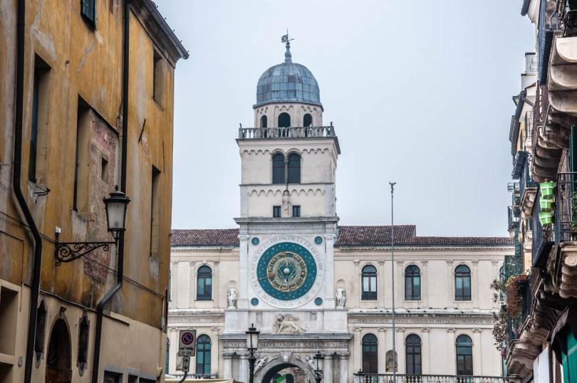 Astronomical clock - Padua, Italy - rossiwrites.com