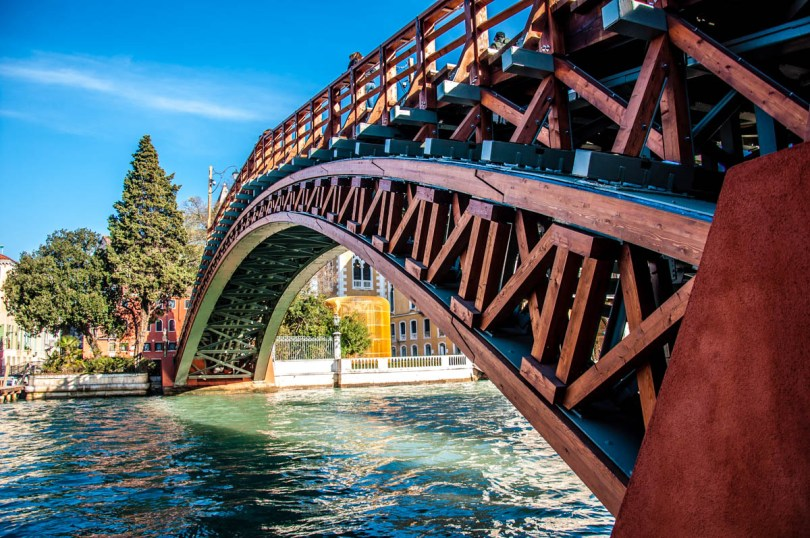 Accademia Bridge - Venice, Veneto, Italy - rossiwrites.com