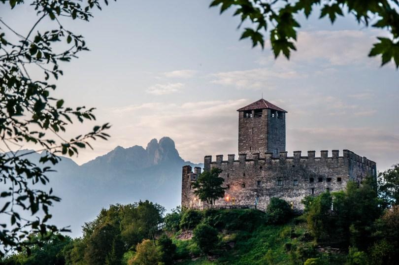 Castello Zumelle - Veneto, Italy - rossiwrites.com