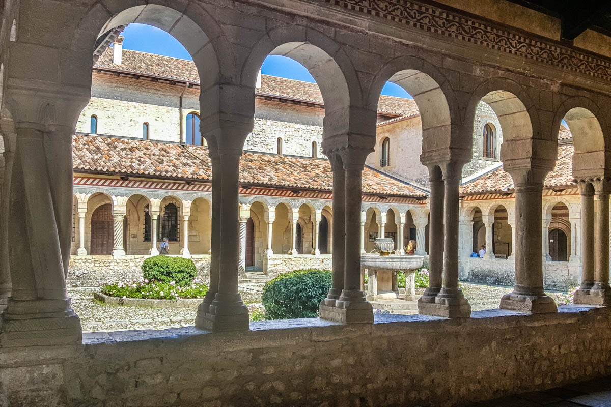 Follina Abbey - Follina, Veneto, Italy - rossiwrites.com