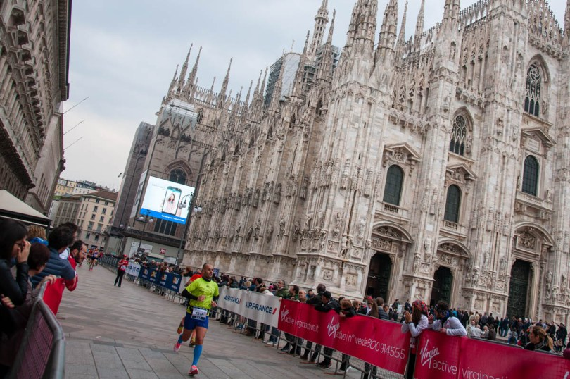 Milan Marathon - Milan, Lombardy, Italy - rossiwrites.com