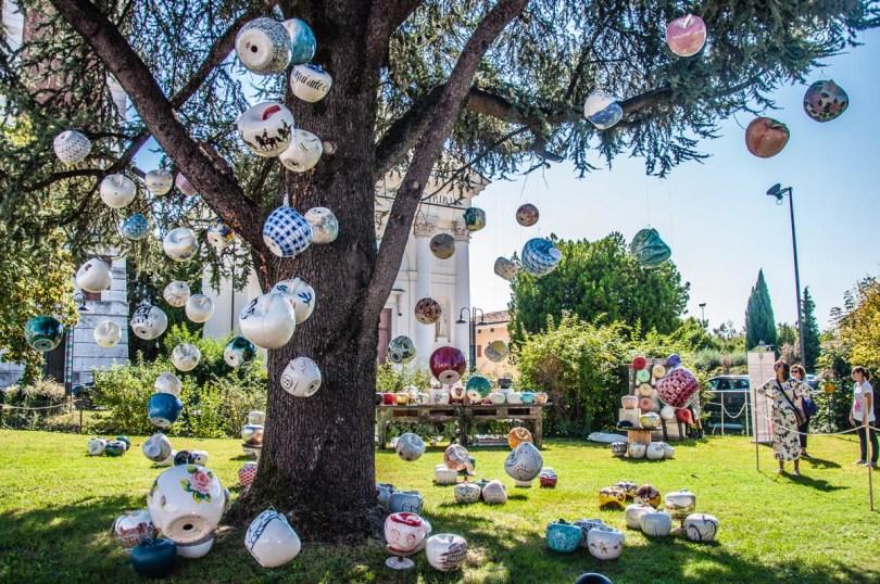Ceramics Festival - Nove, Veneto, Italy - rossiwrites.com