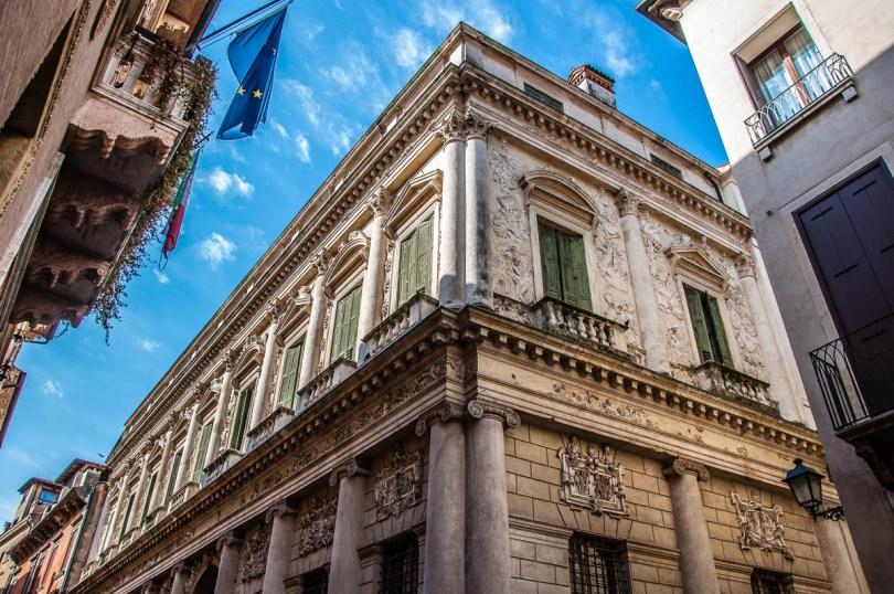 Palladio's Museum - Vicenza, Veneto, Italy - rossiwrites.com