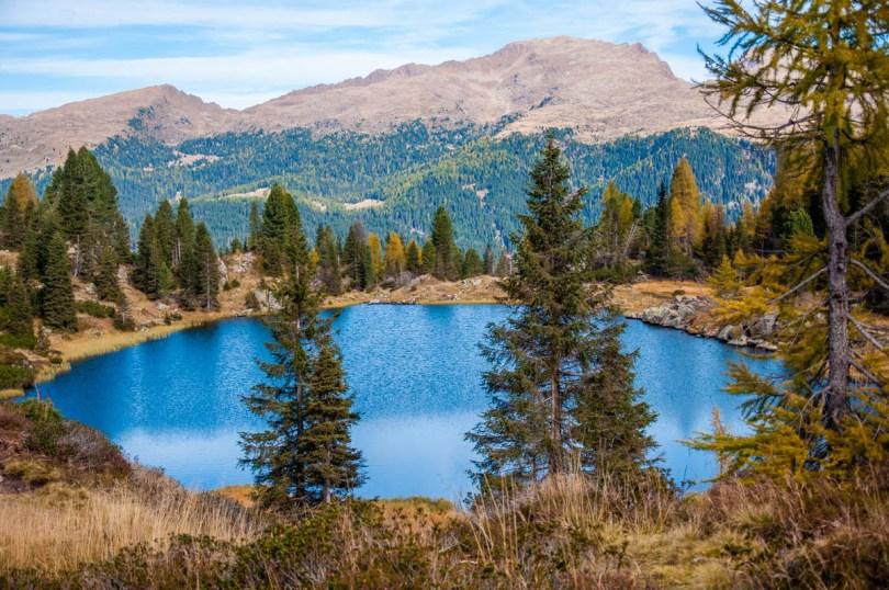Lakes Colbricon - Paneveggio - The Violins' Forest - Dolomites, Trentino, Italy - rossiwrites.com