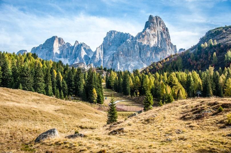 Pale di San Martino - Paneveggio - The Violins' Forest - Dolomites, Trentino, Italy - rossiwrites.com