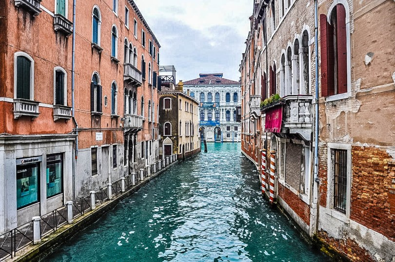 Ca Pesaro International Gallery of Modern Art on Grand Canal in Venice - Veneto, Italy - rossiwrites.com