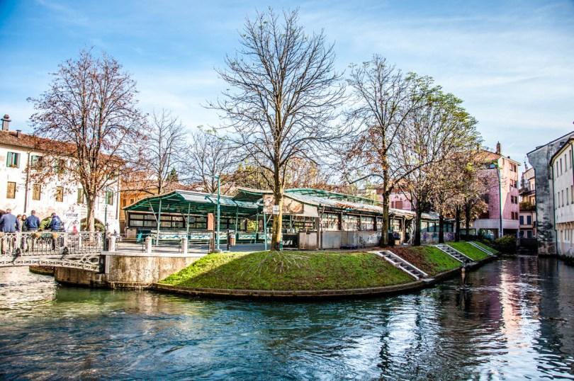 Isola della Pescheria - Fish Market in Treviso - Veneto, Italy - rossiwrites.com