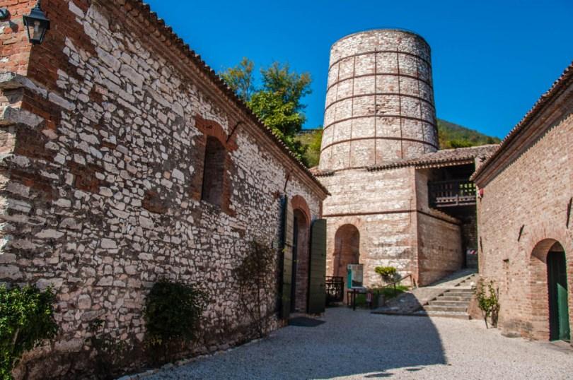 Cava Bomba Geopaleontological Museum - Cinto Euganeo, Euganean Hills, Province of Padua, Italy - rossiwrites.com