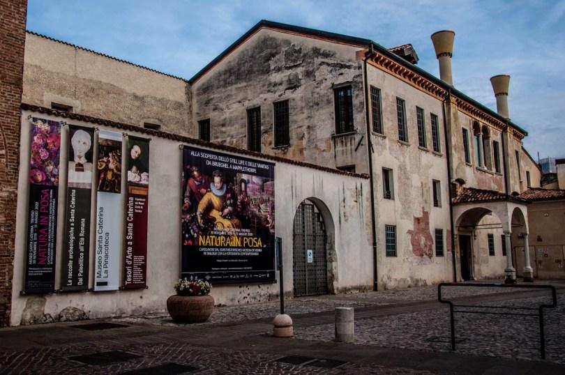 Museum of Santa Caterina - Treviso, Veneto, Italy - rossiwrites.com