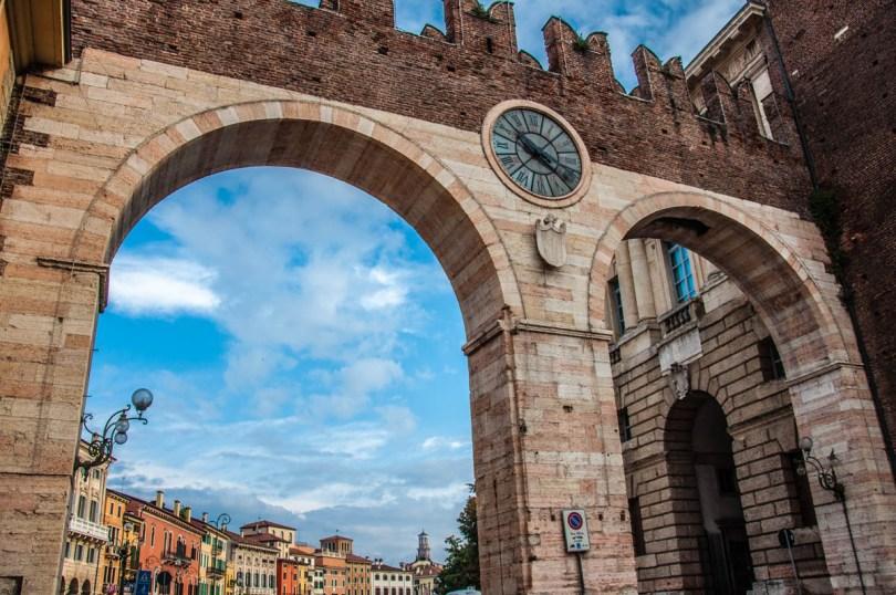 Portoni della Bra - Verona, Veneto, Italy - rossiwrites.com
