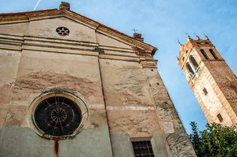 Old church - Montagnana, Veneto, Italy - rossiwrites.com