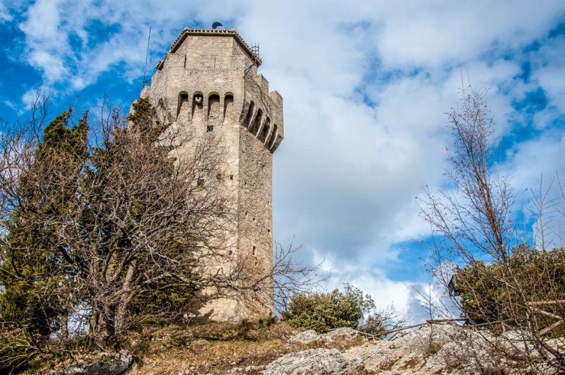 Montale - The Third Tower - San Marino - rossiwrites.com