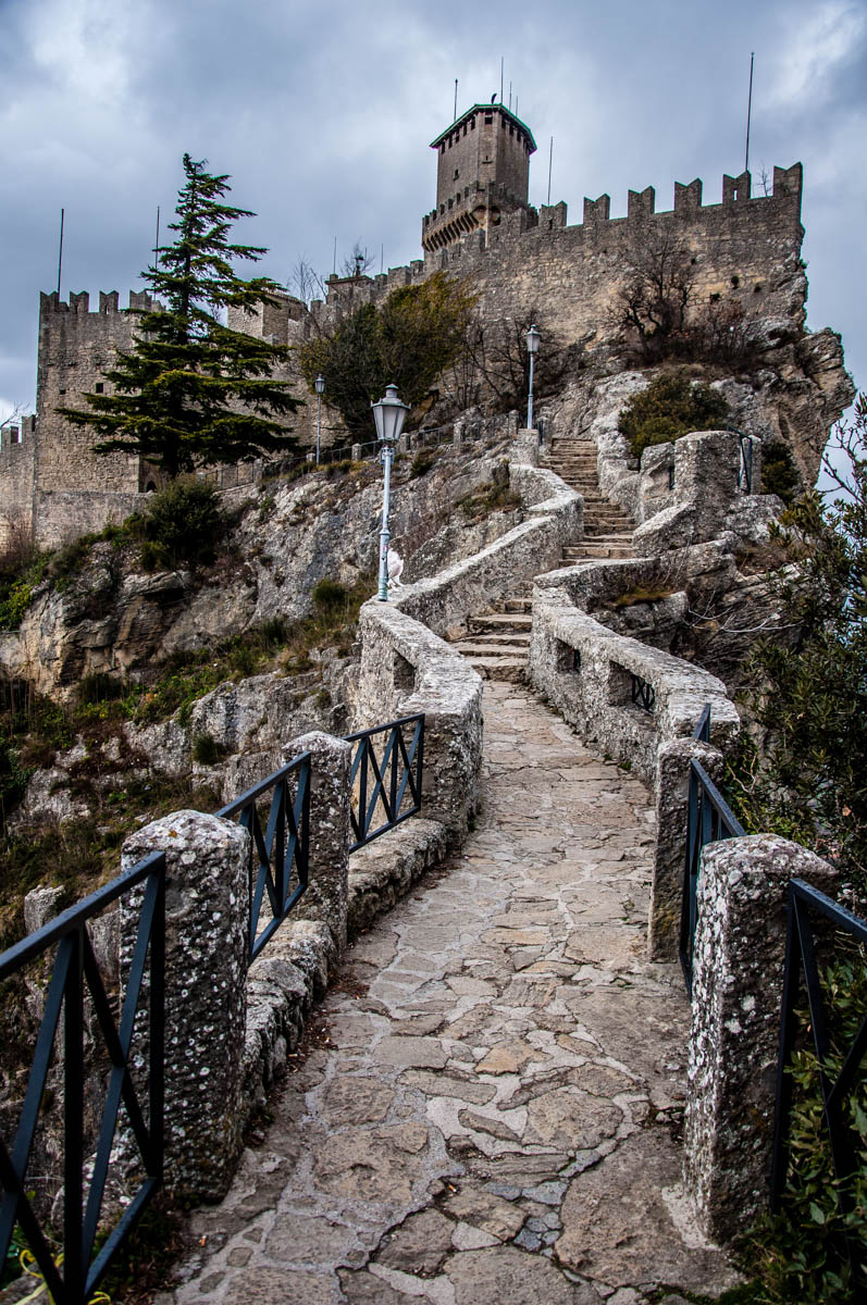Passo delle Streghe - the Witches' Pass - San Marino - rossiwrites.com
