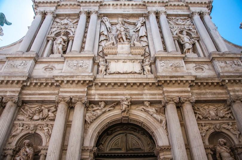 Church of Santa Maria del Giglio - Venice, Italy - rossiwrites.com